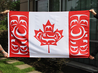 Canadian Native Flags | by The Flag Shop