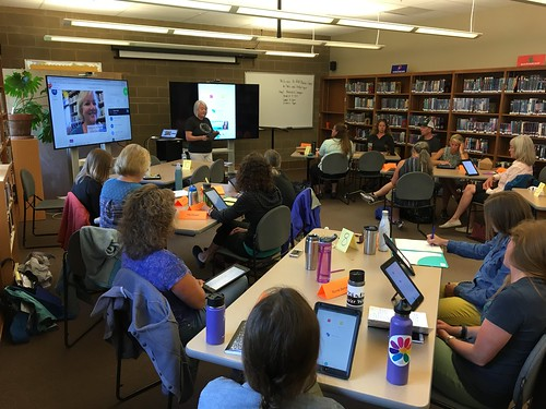 iPad Media Camp Wyoming 2017 | by Wesley Fryer
