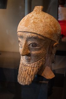 Terracota statue from Idalion (Ancient Cyprus), Neues Museum, Berlin