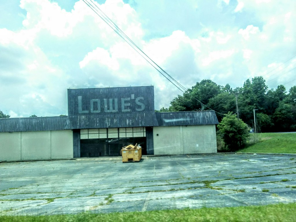 Lowes, Destroyed Home Improvement    Yeppers! It was like on