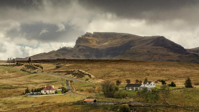 Looking At The Storr .. Isle Of Skye