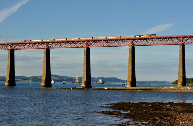 Forth Bridge Cement Empties