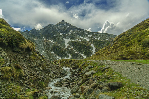 montagna mountain torrente