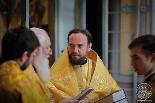 Божественная литургия 770