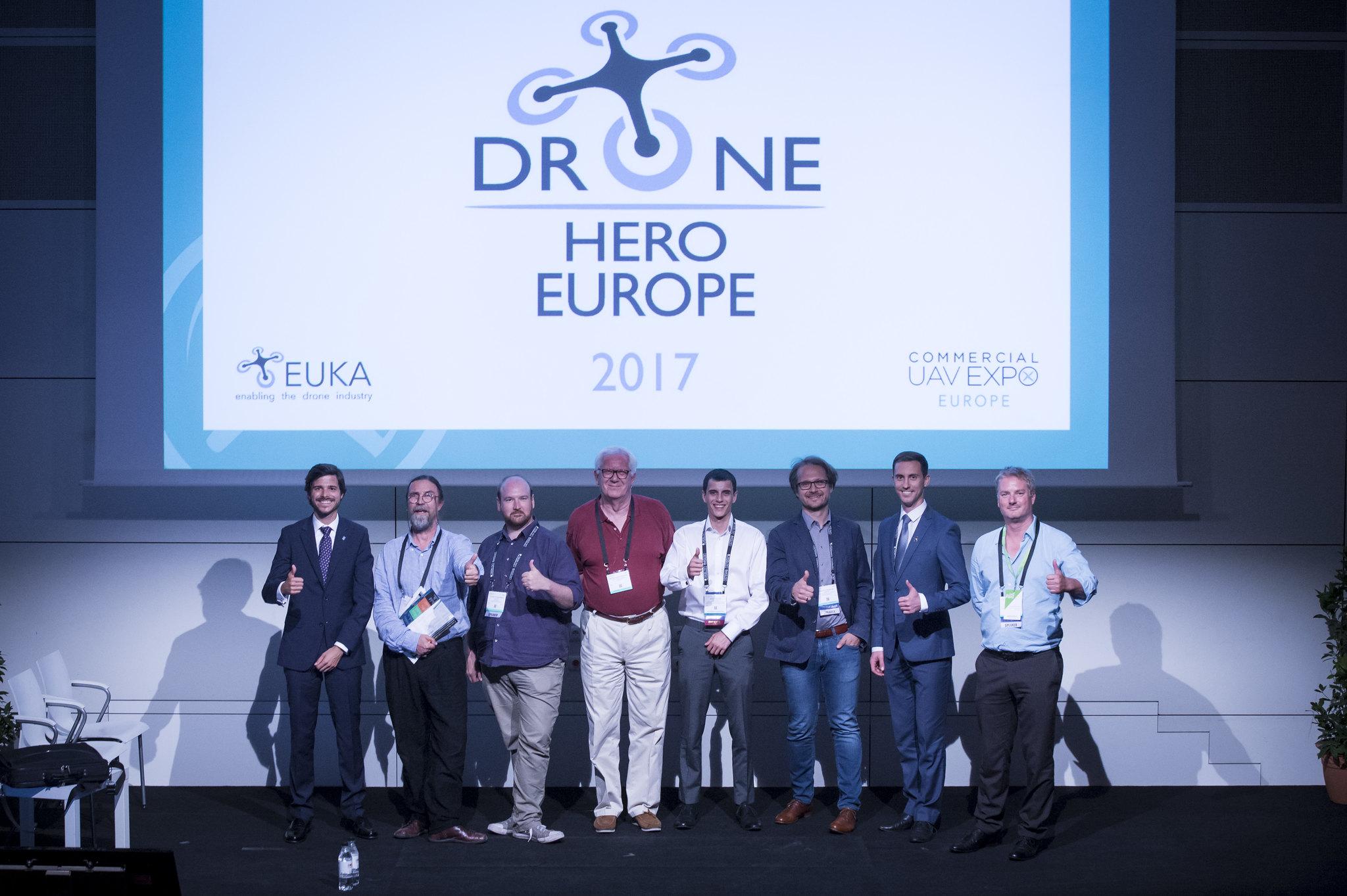 Drone Hero Europe 2017