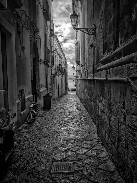 An Alley in Siracusa