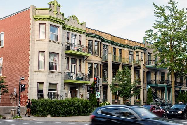 Traditional Montreal Homes