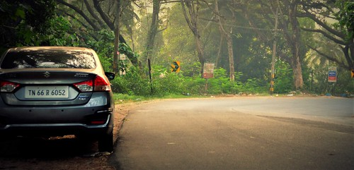 longdrive vehicle landscape scenery nature