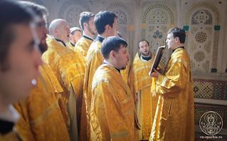 Божественная литургия 585