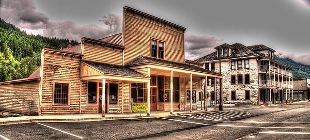 Main Street U.S.A., Skykomish