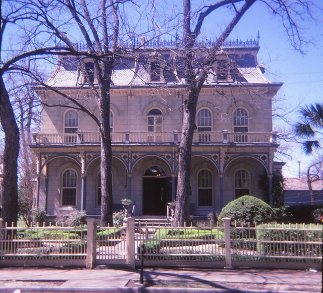 San Antonio King William Historic District