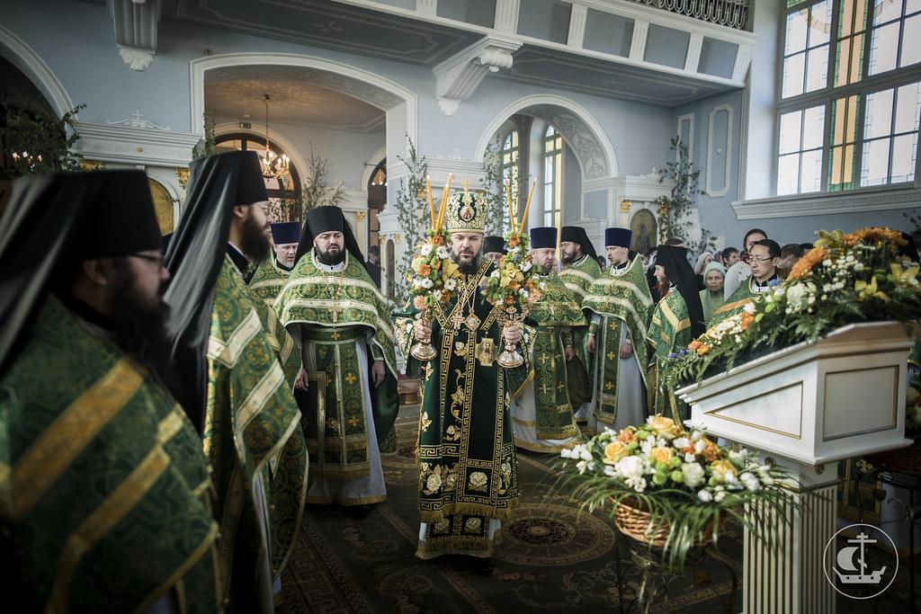 4 июня 2017, День Святой Троицы. Пятидесятница / 4 June 2017, Trinity Sunday. Pentecost