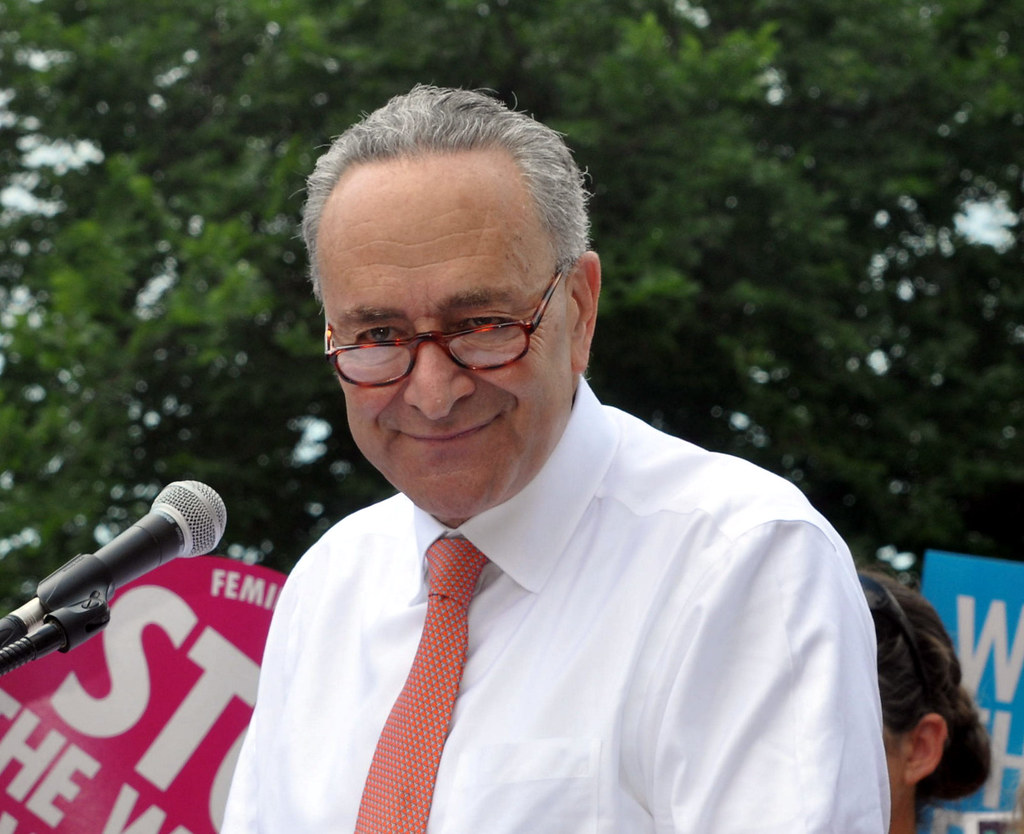 Schumer: Federal workers to get 12 weeks of paid parental leave