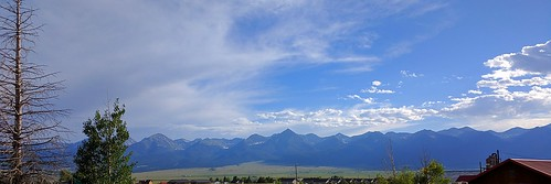 fiddlecamp westcliffe silvercliffe custercounty colorado rollandfiddlecamp panorama