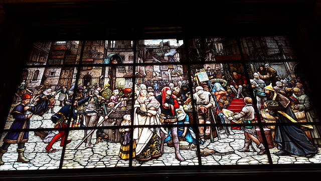 The Visby Window