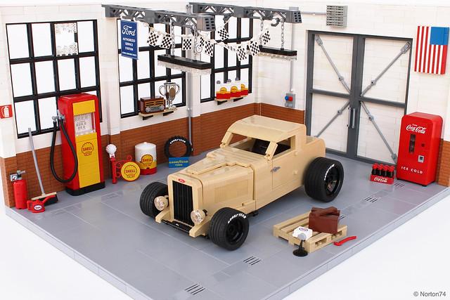 '32 Ford Deuce 3 Window Coupé (a.k.a. the Takehito Yamato Coupé)