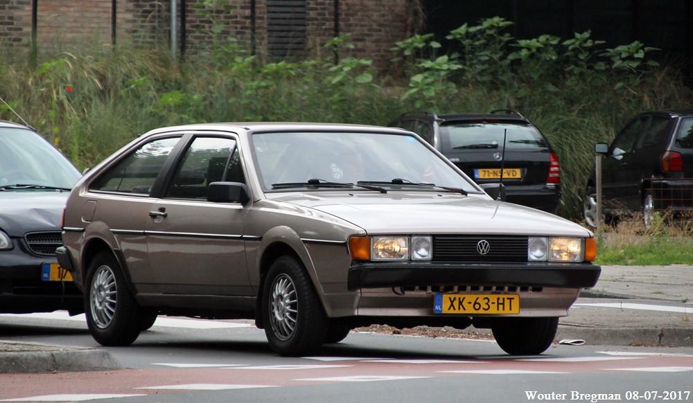 Volkswagen Scirocco GTI 1985 | Overveen, Netherlands  | Flickr