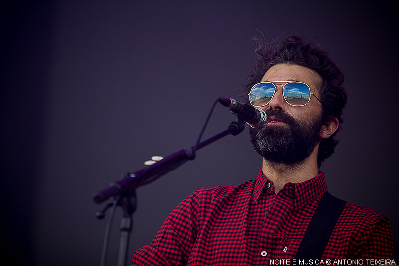 Tiago Bettencourt - NOS Alive '17
