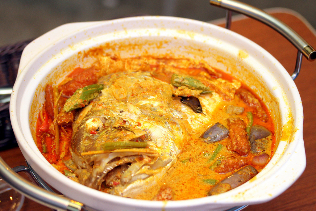 Yu Cun Fish Head Curry