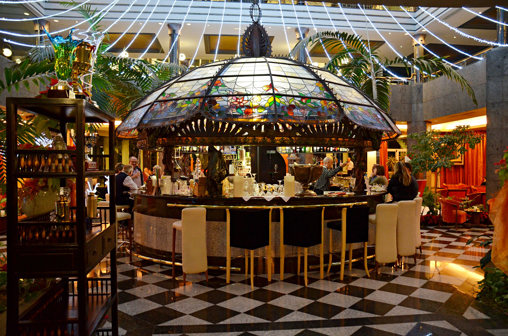 Tiffany S Bar Hotel Jardines De Nivaria Costa Adeje Ten Flickr