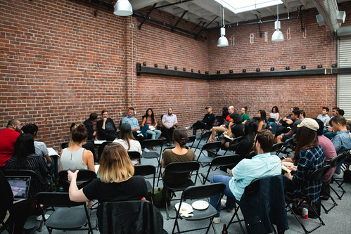 SF Design Week Panel - Designers & Developers: How to Collaborate for Innovation | by Yeti LLC