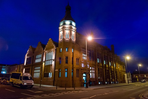The Florrie at Night | by The Florrie