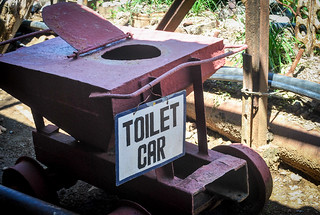 Toilet Car | by couplemeetsworld