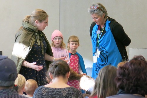 Te reo storytime - Matariki at the Christchurch Botanic Garden