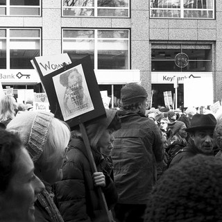 Seattle Womxn's March | by aaronbrethorst