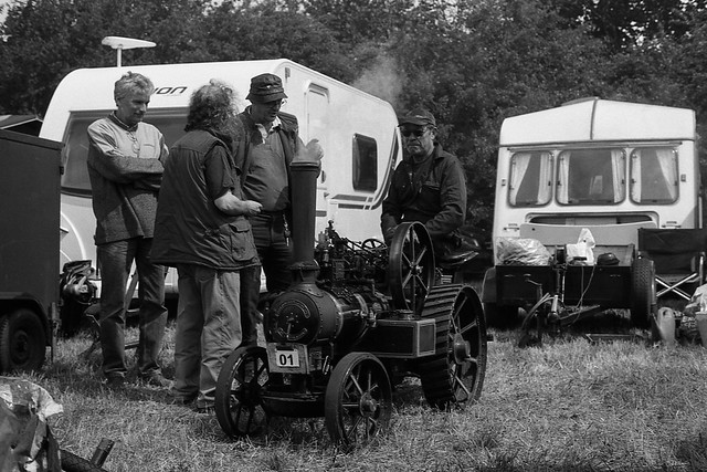 FILM - Sheffield Steam Rally 2017-5
