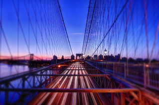 Brooklyn Bridge | by mudpig
