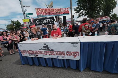 Lutefisk Contest