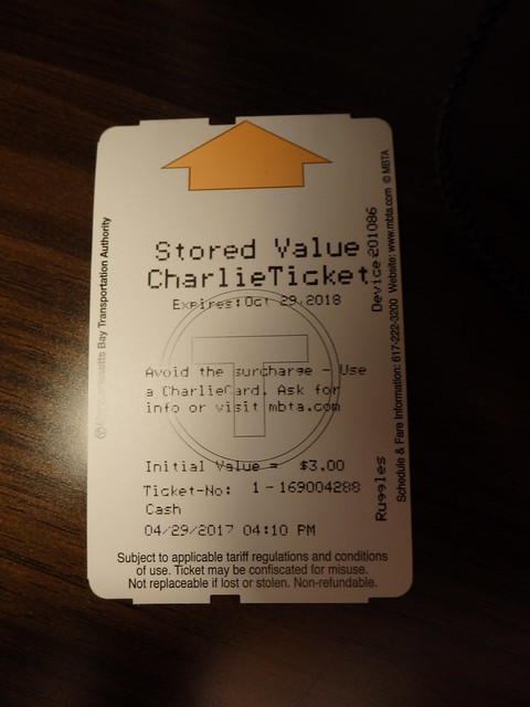 The Charlie Card