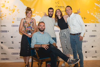 Entrega de premios   by festivalhuesca