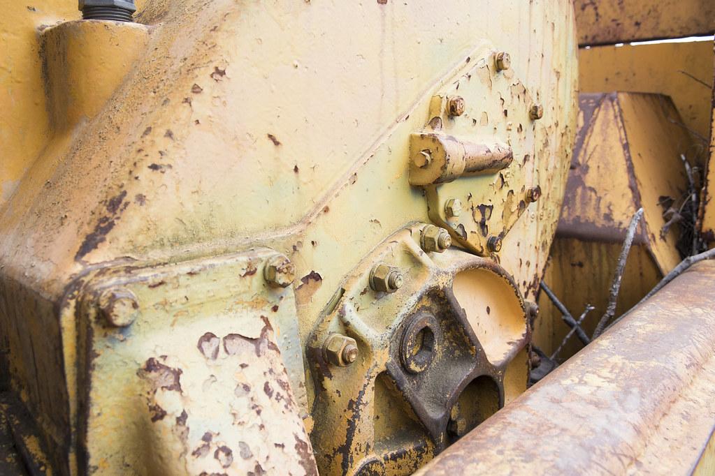 1980 Clark Ranger 667 Tree Skidder sn 2020CAC   sn 534B2020C