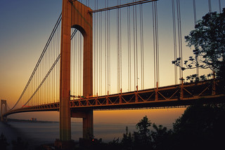 Verrazano-Narrows Bridge | by mudpig