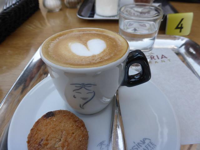 Coffee time!!  P1020172