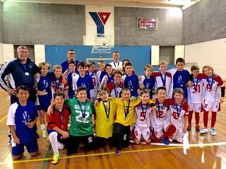 Futsal Sub 12 - Novos Talentos ACM Lapa (Jun/2017)