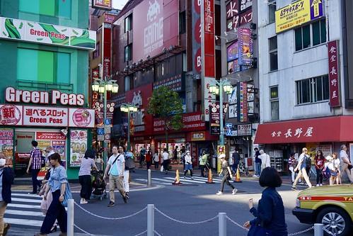 Shinjuku | by chillyistkult