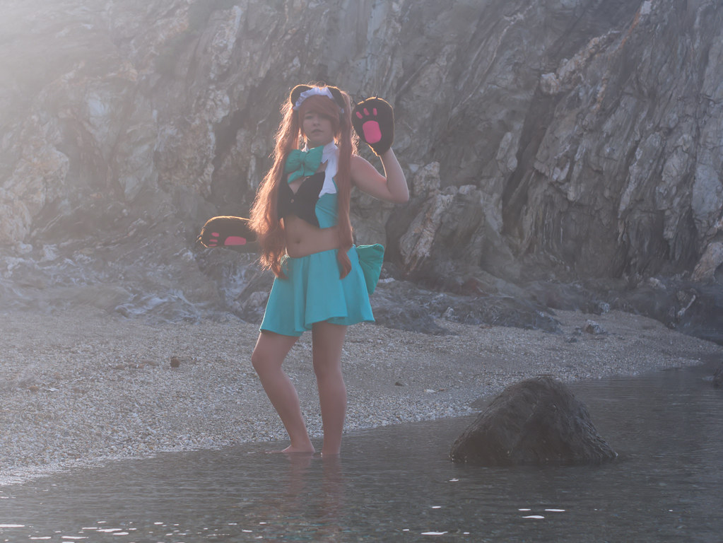 related image - Shooting Lulu - Yuri Kuma Arashi - La Badine - Presqu'île de Giens -2017-05-30- P2090371