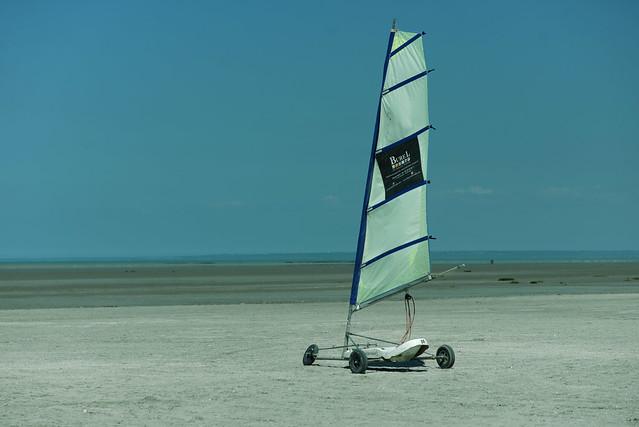 Char a voile yachting - atana studio