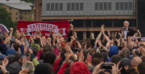 Jeremy Corbyn Rally - Gateshead June 2017 | by Jenny Goodfellow