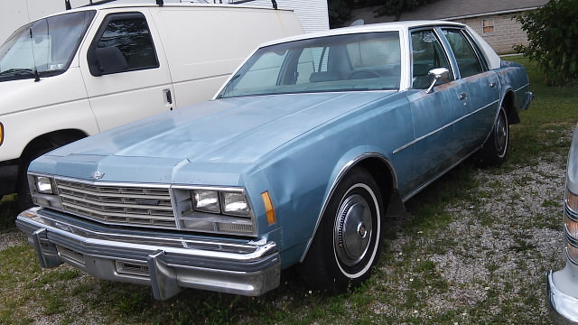 1978 Chevy Impalas