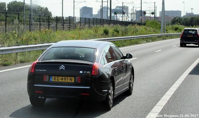 Citroën C6 2.7 V6 HDi automatic (2009)
