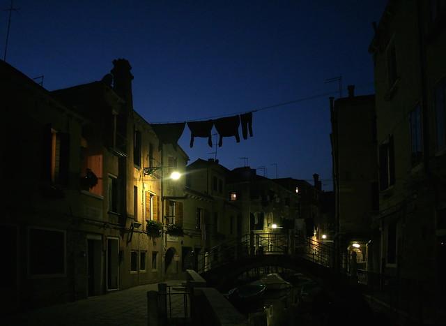 Venezia: Sestiere Castello