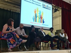 BAMEed Conference Panel