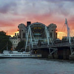 Charing Cross Sunset