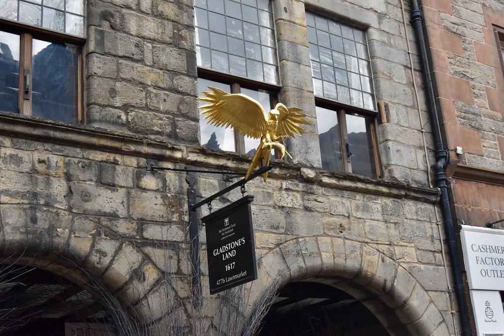 Gladstone's Land, Edinburgh