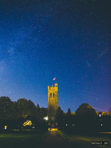Starry Night at Western University