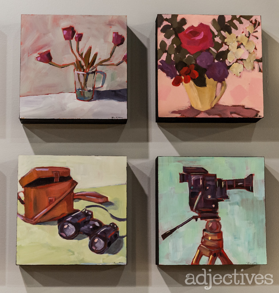 Original paintings by His & Her Art at Adjectives Altamonte